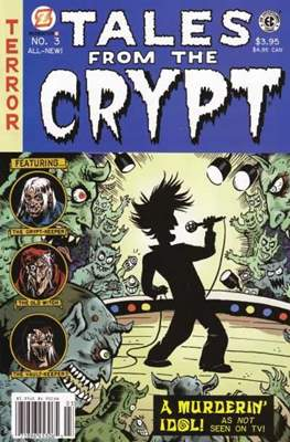Tales from the Crypt (Comic Book) #3