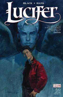 Lucifer Vol 2 (Comic Book) #6