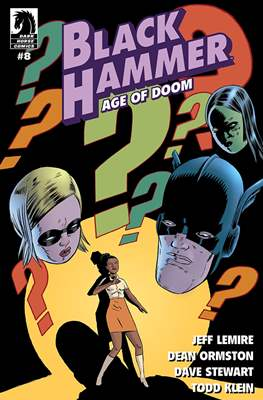 Black Hammer: Age of Doom (Comic Book) #8