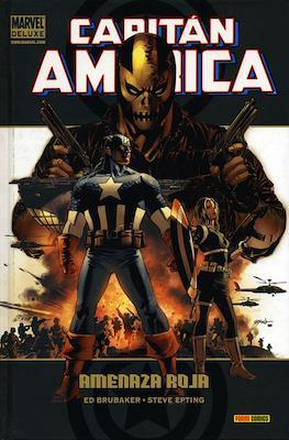 Capitán América. Marvel Deluxe (Cartoné 176 pp) #3