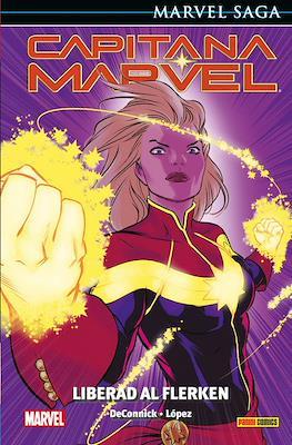 Marvel Saga: Capitana Marvel #5