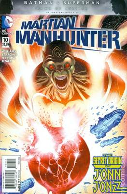 Martian Manhunter Vol 4 (Comic book) #10
