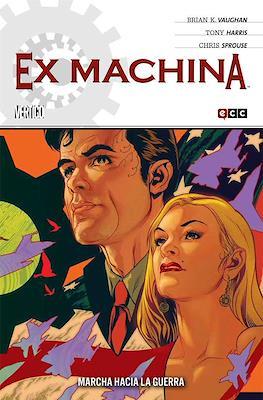 Ex Machina (Rústica.) #4