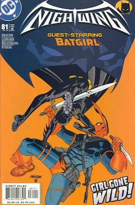 Nightwing Vol. 2 (1996) (Comic Book) #81