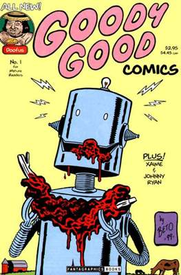 Goody Good Comics