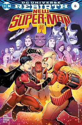 New Super-Man (Comic-Book) #6