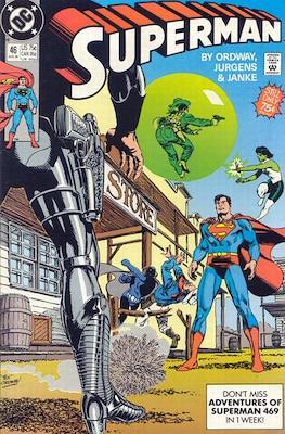 Superman Vol. 2 (1987-2006) (Comic Book) #46