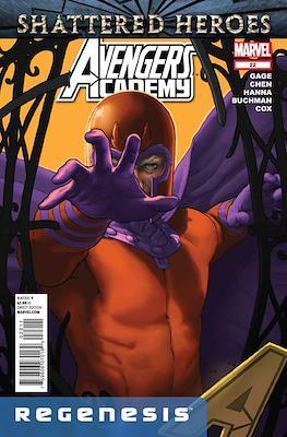 Avengers Academy (2010-2013) #22