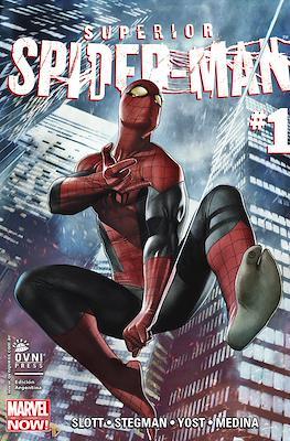 Superior Spider-man. Marvel Now! (Rústica) #1