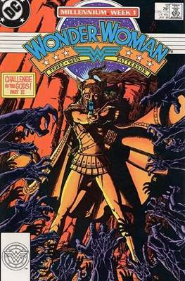 Wonder Woman Vol. 2 (1987-2006) (Comic Book) #12