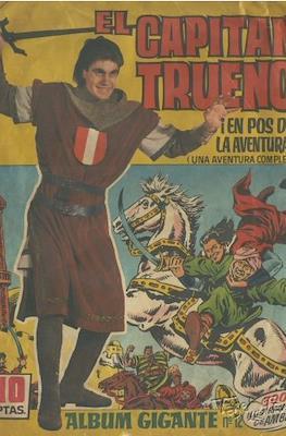 El Capitán Trueno. Album gigante (Grapa 32 pp) #12