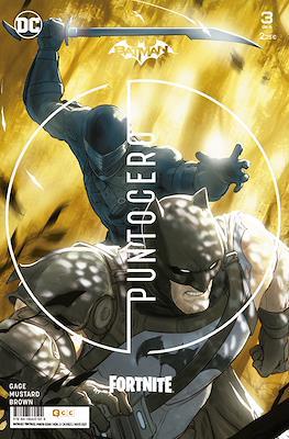 Batman / Fortnite - Punto Cero (Grapa) #3