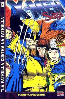 X-Men Saga (Grapa 40-28 pp) #13