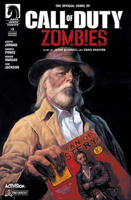 Call of Duty: Zombies Vol. 2 (2018-) (Comic book) #3