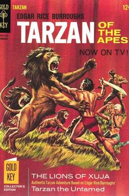 Tarzan (Comic-book) #164