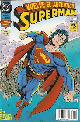 Superman (1993-1996) (Grapa 48-72 pp) #5