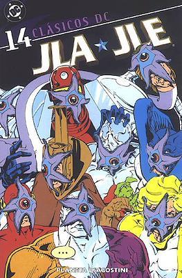 JLA / JLE. Clásicos DC #14