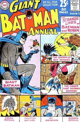 Batman Vol. 1 Annual (1961 - 2011) #5
