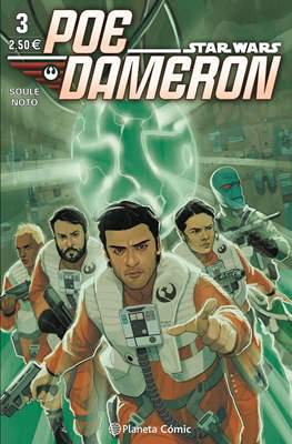 Star Wars: Poe Dameron (Grapa 32 pp) #3