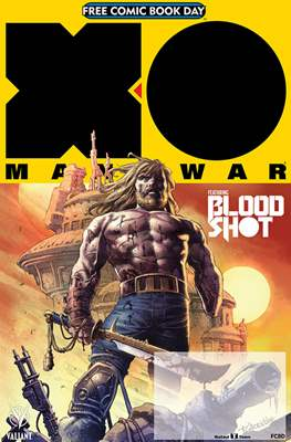 X-O Manowar - Free Comic Book Day 2017