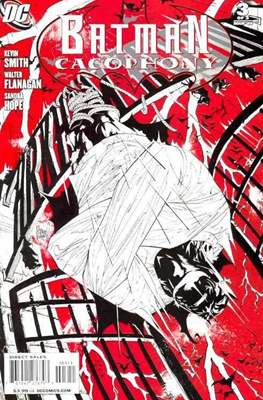 Batman. Cacophony #3