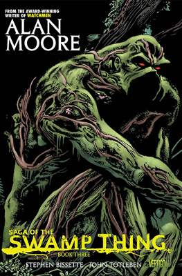 Saga of the Swamp Thing (Softcover 168-248 pp) #3