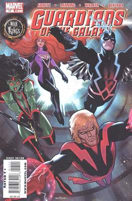 Guardians of the Galaxy Vol 2 (Comic-Book) #17