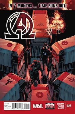 New Avengers Vol. 3 (2013 -2015 ) (Comic-Book) #25
