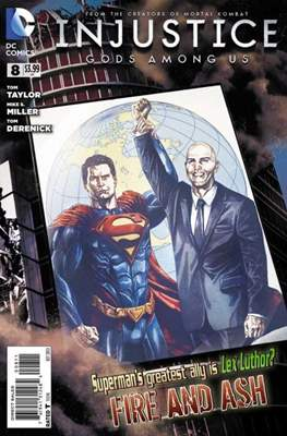 Injustice: Gods Among Us (Cómic-Book) #8