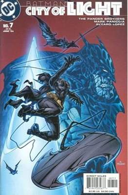 Batman City of Light (Comic book) #7