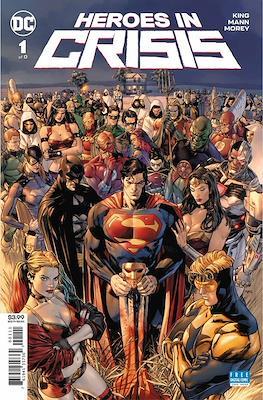 Heroes in Crisis (Comic Book) #1