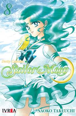 Pretty Guardian Sailor Moon (Rústica) #8