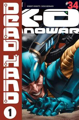 X-O Manowar (2012) (Comic-Book) #34