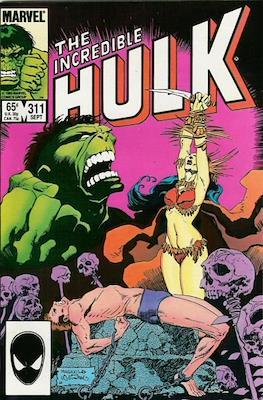 The Incredible Hulk Vol.1 (Saddle-stitched. 1962-1999) #311