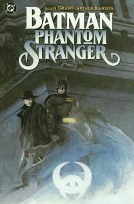Batman / Phantom Stranger