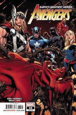 The Avengers Vol. 8 (2018-...) #38