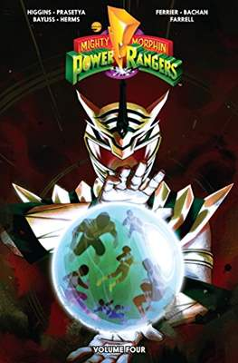 Mighty Morphin Power Rangers (Digital) #4