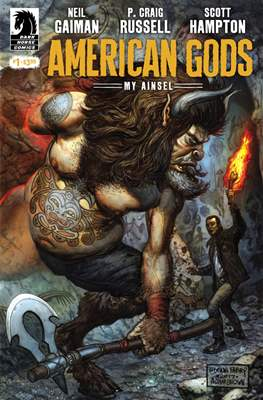 American Gods: My Ainsel (Comic Book) #1