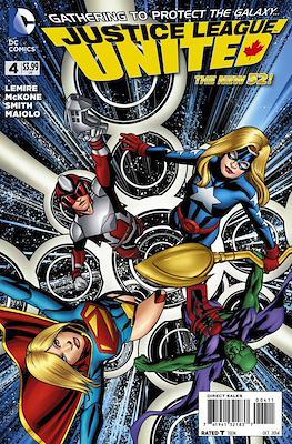 Justice League United (2014-2016) (Grapa) #4