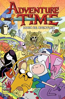 Adventure Time. Hora de Aventura
