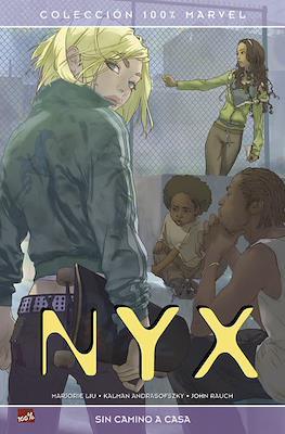 NYX 100% Marvel (2005-2009) (Rústica con solapas 192-144 pp) #2