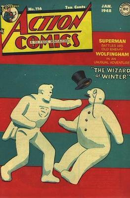 Action Comics Vol. 1 (1938-2011; 2016-) (Comic Book) #116