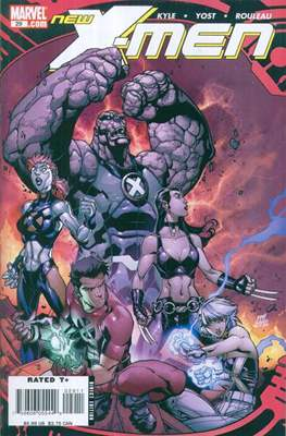 New X-Men: Academy X / New X-Men Vol. 2 (Comic-Book) #29