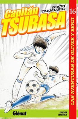Capitán Tsubasa. Las aventuras de Oliver y Benji (Rústica con sobrecubierta) #16