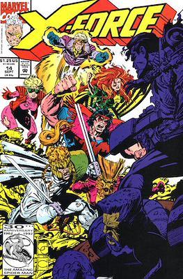 X-Force Vol. 1 (1991-2002) (Comic Book) #14