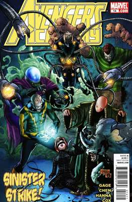 Avengers Academy (2010-2013) (Comic-Book) #14