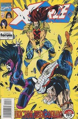 X-Force Vol. 1 (1992-1995) #33