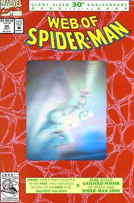 Web of Spider-Man Vol. 1 (1985-1995) (Comic-book) #90