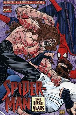 Spider-Man: The Lost Years (Comic Book) #4
