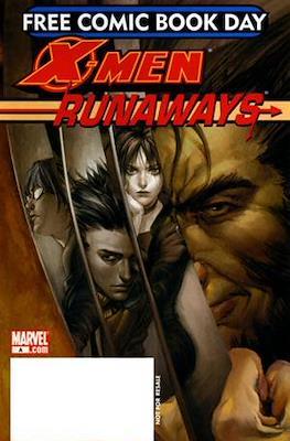 X-Men Runaways - Free Comic Book Day
